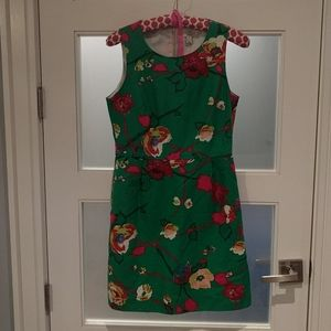🍀 Beautiful floral dress  by J.Crew 🌸🌺🍀🌸